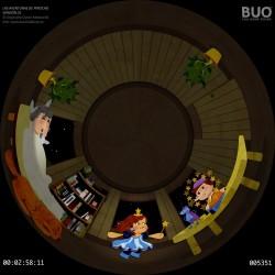 Las Aventuras de Pinocho (21 min. aprox.)