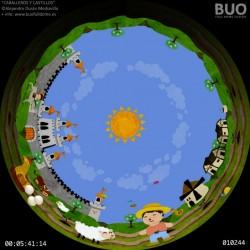 Caballeros y Castillos. Observatorios y Planetarios Digitales