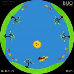 Aprendiz de Agricultor. Planetario Portable Digital. Medio Ambiente. Infantil