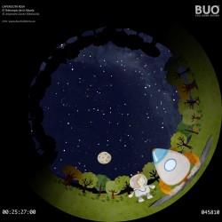 Little Red Riding Hood. Planetarium. Fulldome Show. Astronomy. Animals. Seasons. Constellations North Hemisphere.