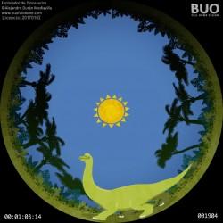 Dinosaurios. Película Infantil. Planetarios Digitales. Fulldome.