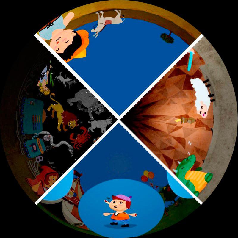 Planetarium show children