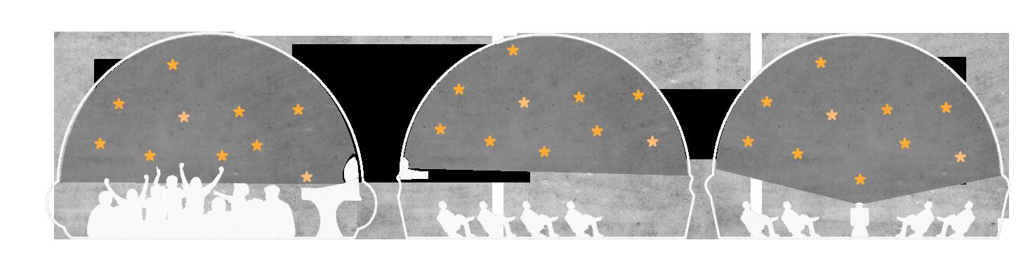 Películas Planetario Cúpulas Fulldome Proyectores Planetarium digital film