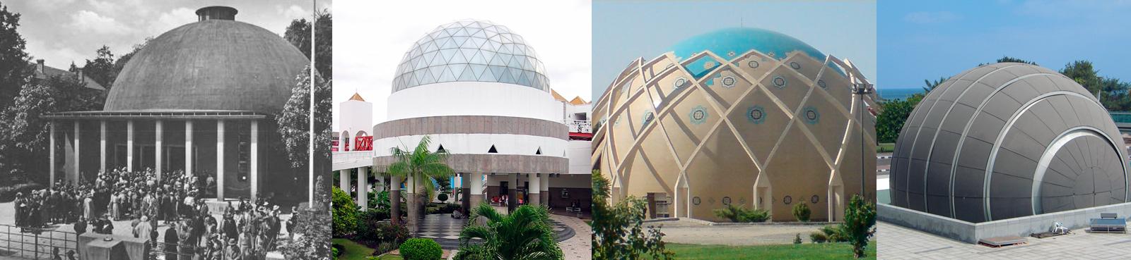 Planetario museo. Jena, Fortaleza, Alejandría, Nishapur