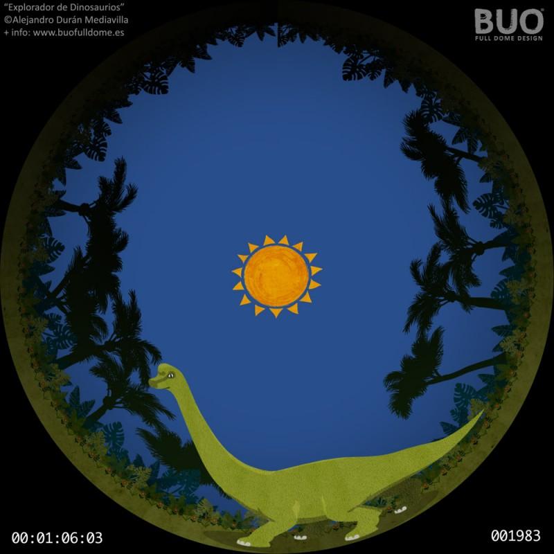 prehistori planetarios pelicula fulldome
